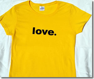 Select your Love Period short sleeve t-shirts below